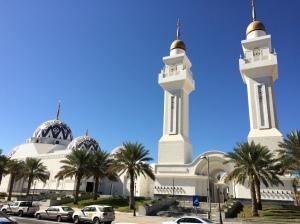 Mosque principal de l'université